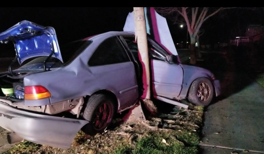 Update on vehicle accident last night in Merced - Merced Gateway News