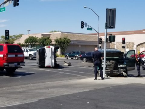 Vehicle Accidents Archives - Merced Gateway News